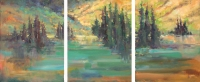 Islands in the Sun (Triptych)
